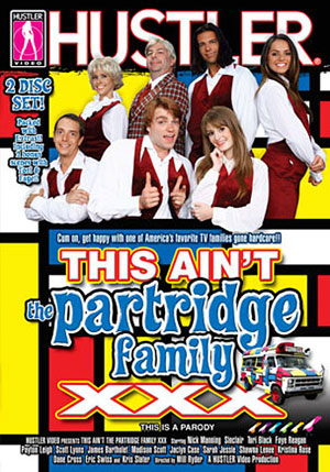 This Ain^ste;t The Partridge Family XXX