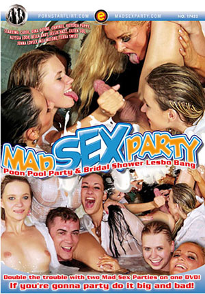 Mad Sex Party: Poon Pool Party ^amp; Bridal Shower Lesbo Bang