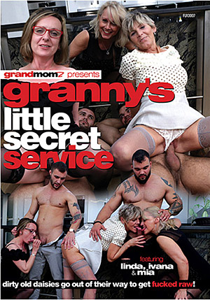 Granny^ste;s Little Secret Service
