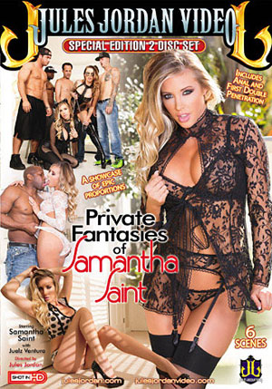 Private Fantasies Of Samantha Saint ^stb;2 Disc Set^sta;