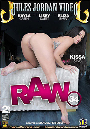 Raw 34 ^stb;2 Disc Set^sta;
