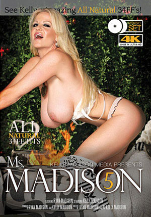 Ms. Madison 5 ^stb;2 Disc Set^sta;