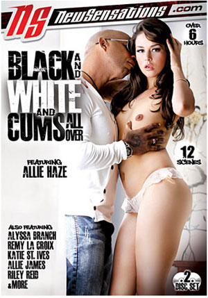 Black And White And Cums All Over ^stb;2 Disc Set^sta;