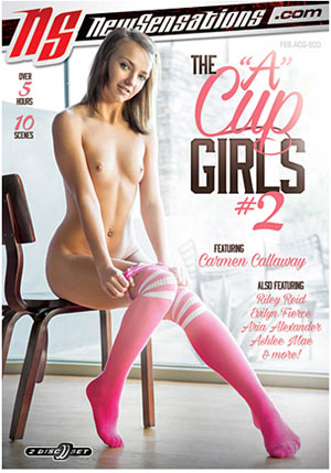 The A Cup Girls 2 ^stb;2 Disc Set^sta;