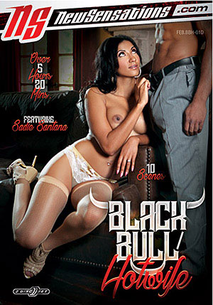 Black Bull Hotwife ^stb;2 Disc Set^sta;
