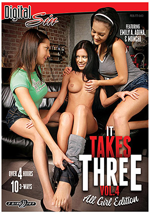 It Takes Three 4: All Girl Edition ^stb;2 Disc Set^sta;