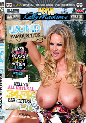 Kelly Madison^ste;s World Famous Tits 4 ^stb;2 Disc Set^sta;