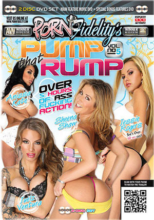 Pump That Rump 5 ^stb;2 Disc Set^sta;