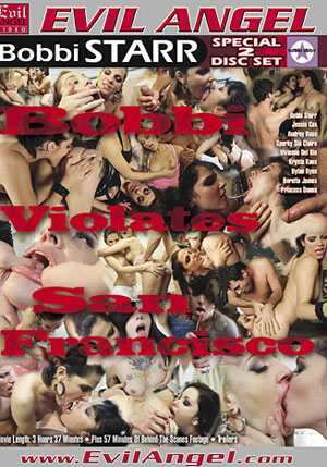 Bobbi Violates San Francisco ^stb;2 Disc Set^sta;