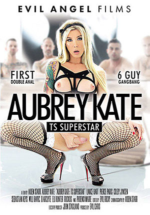 Aubrey Kate TS Superstar ^stb;2 Disc Set^sta;
