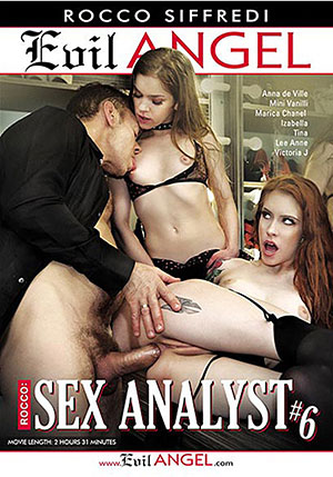 Rocco: Sex Analyst 6