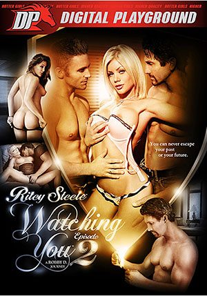 Riley Steele: Watching You 2 ^stb;Blu^ndash;Ray + DVD Combo Pack^sta;