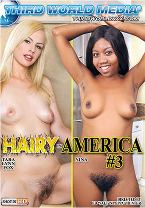 Hairy In America 3