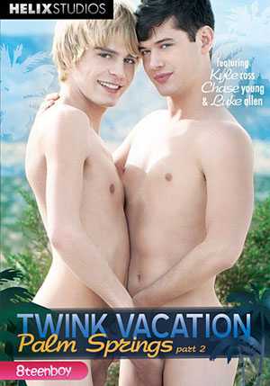 Twink Vacation: Palm Springs 2