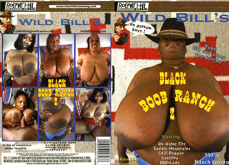 ranch Black boob