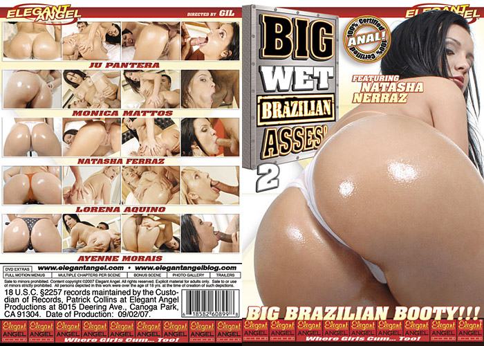 Big wet brazilian asses 1