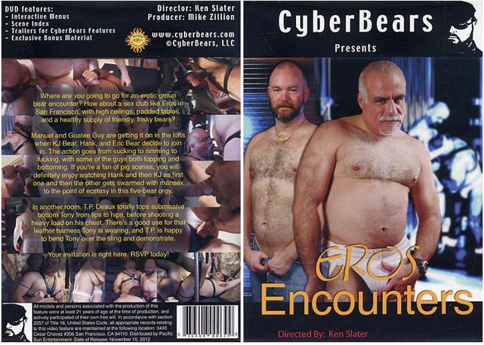 Bar cyberbears hairy hole