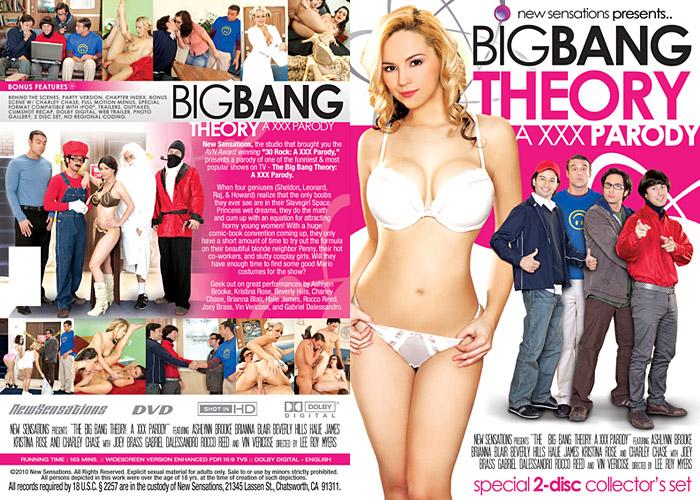Big bang theory a parody disc set adult online