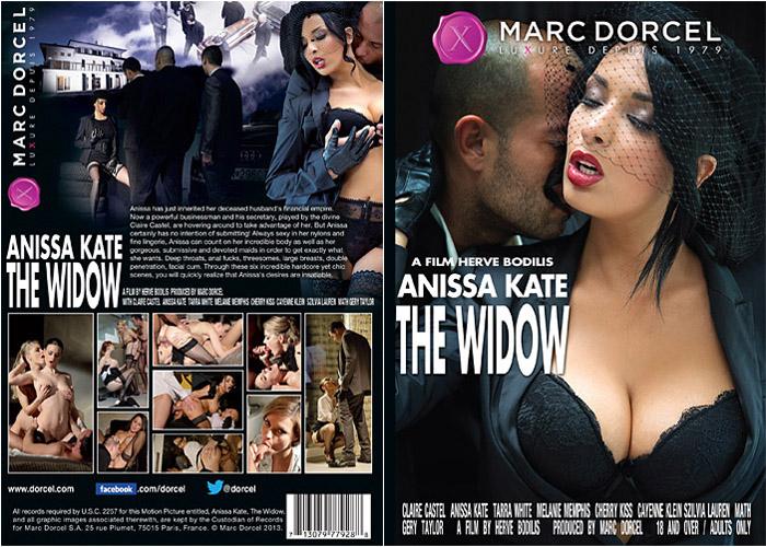 Порно онлайн анисса кейт вдова