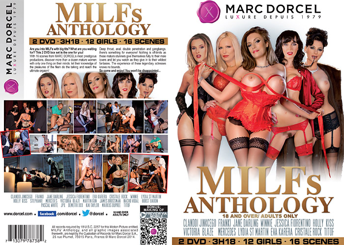 big boobs deluxe anthology dvd № 336094