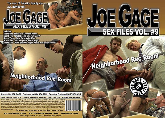 Sex in the rec room