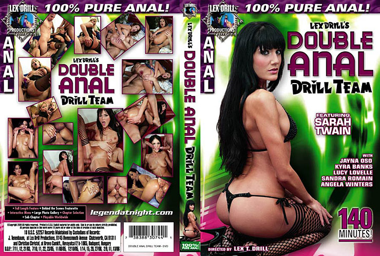 Double anal drill team