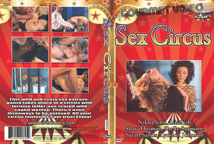 порнофильм про секс в цирке