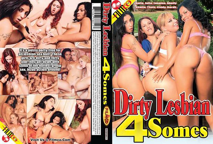 Lesbian 4somes