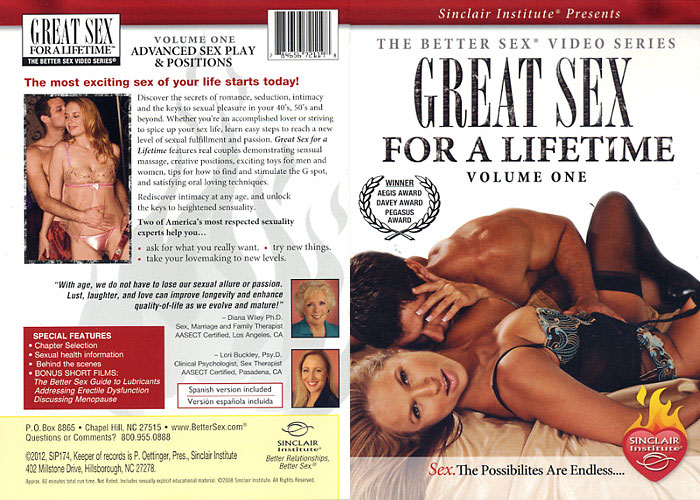 The sex was great