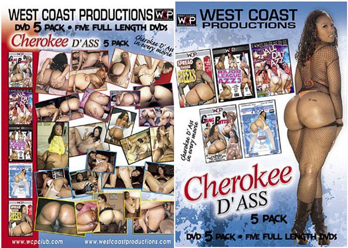 Cherokee DAss DVD Movies and