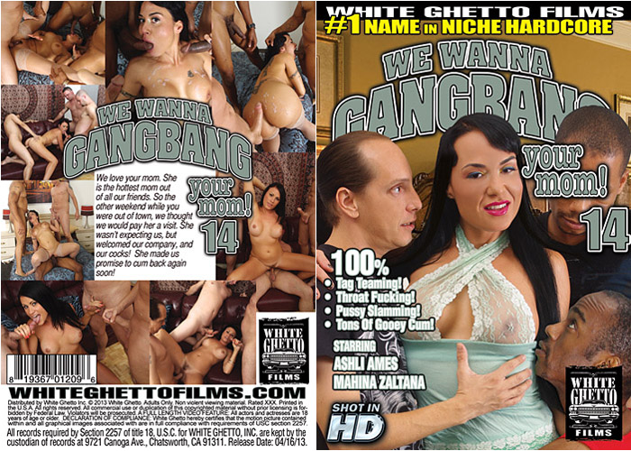 Mommy love gangbang were visited