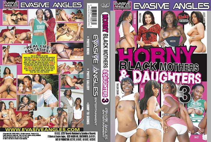 horny black mothers and daughters 3