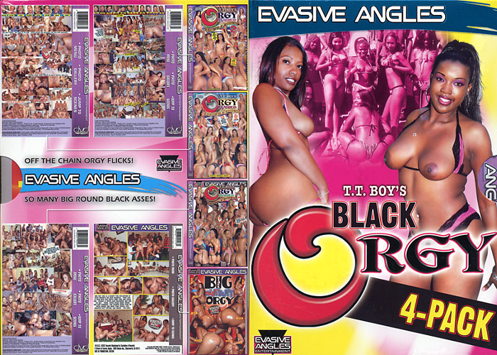 black orgy 4 It's a numbers game as Two  .