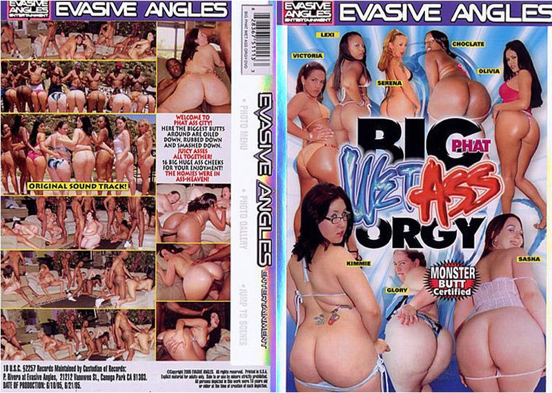 Big phat wet ass orgy 1