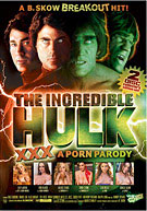 The Incredible Hulk XXX: A Porn Parody (2 Disc Set)