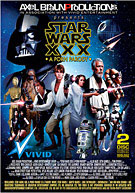 Star Wars XXX: A Porn Parody (2 Disc Set)