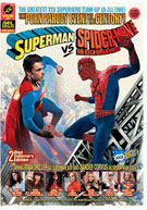 Superman vs Spider-Man XXX (2 Disc Set)