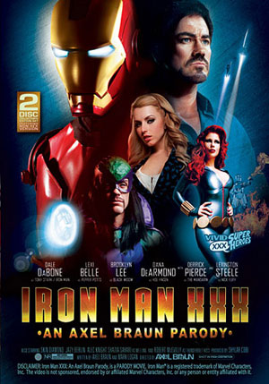 Iron Man XXX (2 Disc Set)