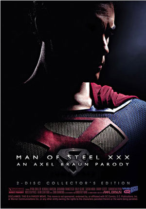 Man Of Steel XXX (2 Disc Set)