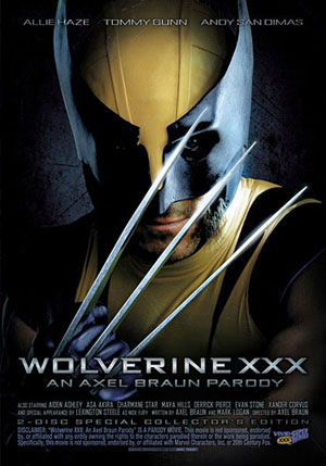 Wolverine XXX (2 Disc Set)