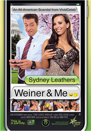 Sydney Leathers: Weiner And Me