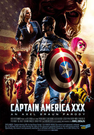 Captain America XXX (2 Disc Set)