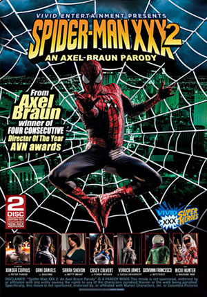 Spider-Man XXX 2 (2 Disc Set)