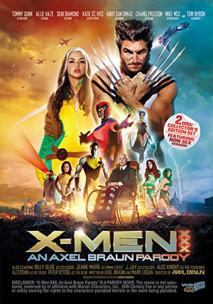 X-Men XXX (2 Disc Set)