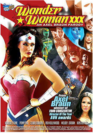 Wonder Woman XXX: An Axel Braun Parody (2 Disc Set)