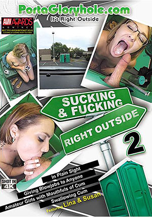 Sucking & Fucking Right Outside 2