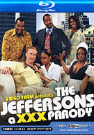 The Jeffersons A XXX Parody (2 Disc Set) (Blu-Ray)
