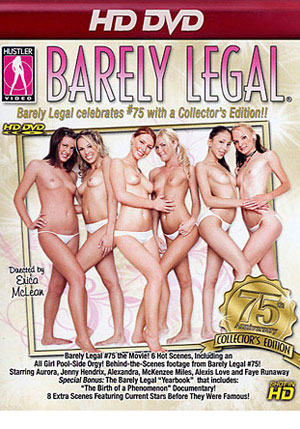 Barely Legal 75 (HD DVD)