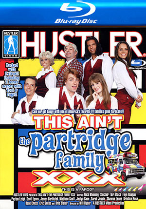 This Ain't The Partridge Family XXX (Blu-Ray)