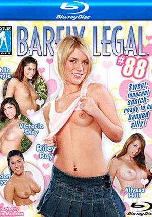 Barely Legal 88 (Blu-Ray)